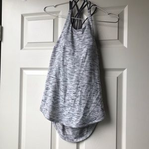 Lulu work out top